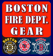 Boston Fire Dept. Gear