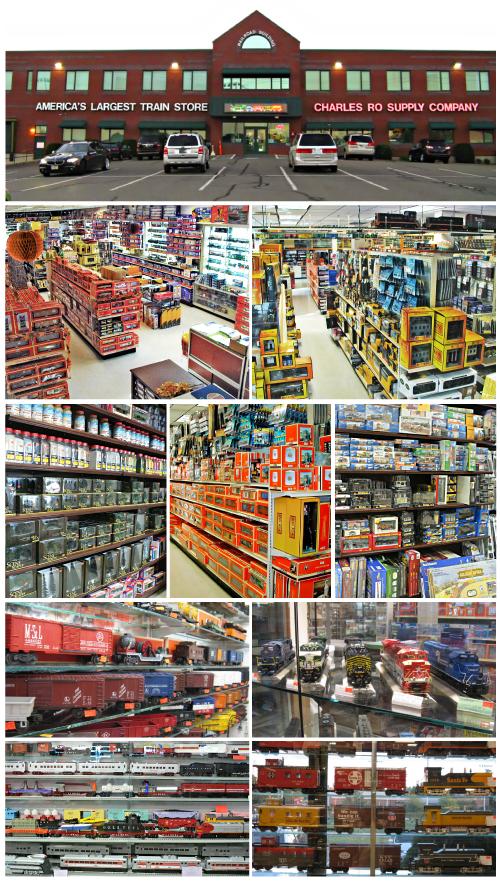 Charles Ro Supply Company Store