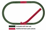 L12044 - FASTRACK SIDING TRACK PACK