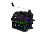 L1929170 - HALLOWEEN HAUNTED HOUSE WITH SOUND (PNP)