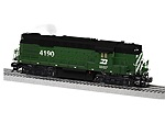 L1933012 - *BURLINGTON NORTHERN RS-11 #4190
