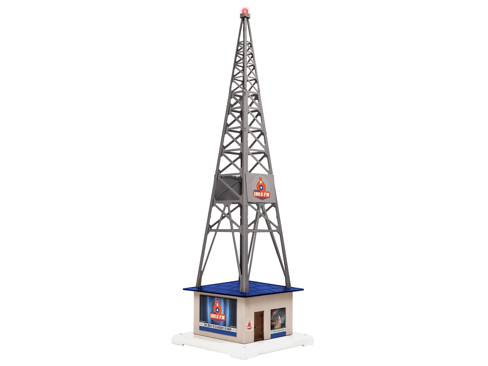 L84611 - LIONEL BT RADIO TOWER (17V2)