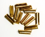 R80001 - BRASS RAIL JOINERS (12)