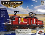 RC25826 - ELE FRT TRAIN POWERED