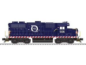 L84941 - *FEC GP38 LC PLUS W/BT (17V2)