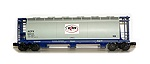 AT6307-2 - O KERR-MCGEE ACFX 3-BAY CYLINDRICAL HOP # 62014 USED AS IS