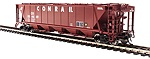 BL4091 - HO CONRAIL H32 COVERED HOPPER