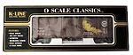 K7627488 - O SP KLINE SCALE HISTORICAL ART CLASSIC REEFER USE