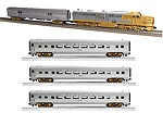 L1922040 - *SF GOLD BONNET PASS TRAIN SET