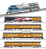 L2022050 - *GHW BUSH FUNERAL TRAIN SET