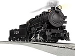 L2032200 - *SANTA FE LIONCHIEF  0-8-0 STEAM LOCOMOTIVE