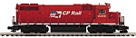 MT20209001 - CP RAIL GP38 DL PS3 (18V1)