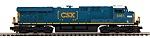 MT20209211 - CSX ES44DC DL PS3 (18V1)