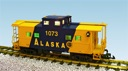 R12151 - ALASKA CENTER CUPOLA CAB BLU/Y