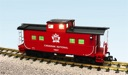 R12155 - CN CENTER CUPOLA CAB - RED