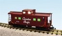 R12156 - CP CENTER CUPOLA CAB - BR/RED