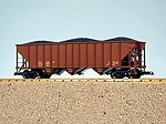 R14001 - UNDEC 70 TON 3-BAY HOPPER