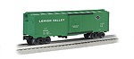 W47081 - LEHIGH VALLEY 40 FT BOX CAR