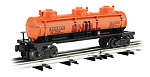 W47108 - SHELL 3 DOME TANK CAR