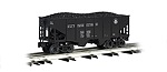 W48201 - B&O 55 TON 2 BAY COAL HOPPER
