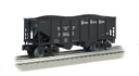 W48206 - NICKEL PLATE 55 TON 2 BAY COAL HOPPER