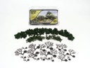 WS1111 - 3/4-3IN REALISTIC TREE KIT (21