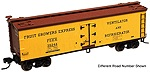 AT20001476 - HO FGE 40' WOOD REEFER