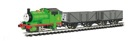 B90069 - PERCY & TROUBLESOME TRUCKS SET (LARGE SCALE)
