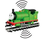 B91422 - PERCY (LARGE SCALE)LOCOMOTIVE DCC SOUND ON BOARD
