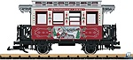 G36019 - 2019 CHRISTMAS PASSENGER CAR