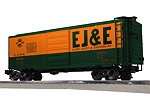 L18100 - ELGIN JOL & EAST BOXCAR(18V1) CASE OF 6 $257.95