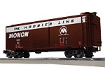 L18110 - MONON PS-1 BOX CAR(18V1) CASE OF 6 $257.95