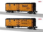 L1926120 - SF FREIGHTSOUND REEFER-2 SIDED
