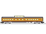 L2027260 - UP EXC VISTA DOME CAR COL EAG