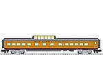 L2027640 - SP CITIES VISTAVISION DOME CAR