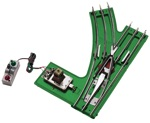 MT1199045 - STD GAUGE 42 INCH LH SWITCH (GREEN BASE)
