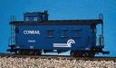 R12008 - CONRAIL WOODSIDED CABOOSE