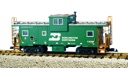 R12116 - BN EXT VISION CABOOSE