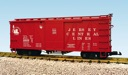 R1445A - JERSEY CENTRAL #66892 OUTSIDE BRACED BOXCAR