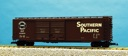 R19302B - 50'BC SP #2 AAR D/D BOXCAR RED