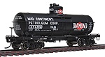 WA100305 - HO MID-CON PET 8K TANK CAR