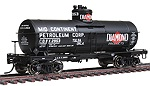 WA100306 - HO MID-CON PET 8K TANK CAR