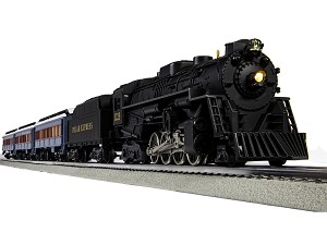 L84328 - *POLAR EXPRESS SET W/BT (17RTR