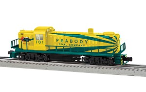 L84698 - *PEABODY SHORT LINE RS3 LC+ W/BT (17V2)