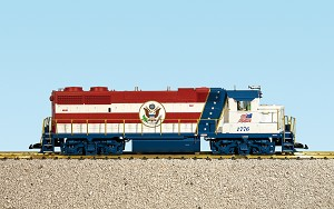 R22236 - PATRIOTIC SERIES GP38 RD/WH/BL
