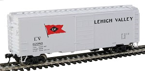 WA9102372 - HO LEHIGH VALLEY 40' PS1 BC