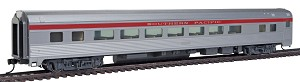 WA91030007 - HO SP 85' BUDD LG WINDOW COACH