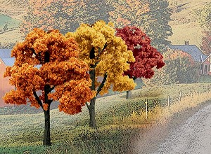 WS1577 - 3-5IN MIX FALL DECID TREES (14