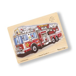 MD343 - FIRE TRUCK SOUND PUZZLE